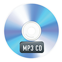 CD mp3 audio